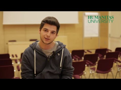 Why study at Humanitas - Interview with Alexios, scholarship winner