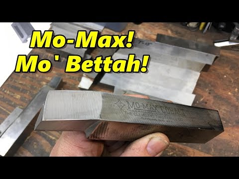 SNS 208: More Heavy Shaping, Grinding New Mo-Max Toolbit