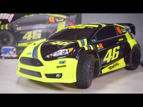 Traxxas VR46 Ford Fiesta ST Rally