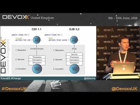 Java EE 8 Functional Opportunities