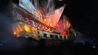 Pirates Of The Caribbean POV After 2015 Refurbishment At Walt Disney