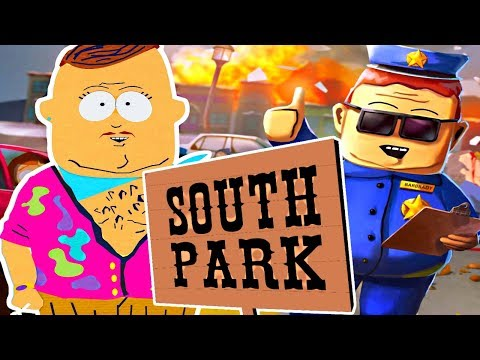 SOUTH PARK CARD GAME?! - South Park Phone Destroyer