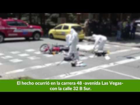 Presunto fletero fue dado de baja en la avenida Las Vegas