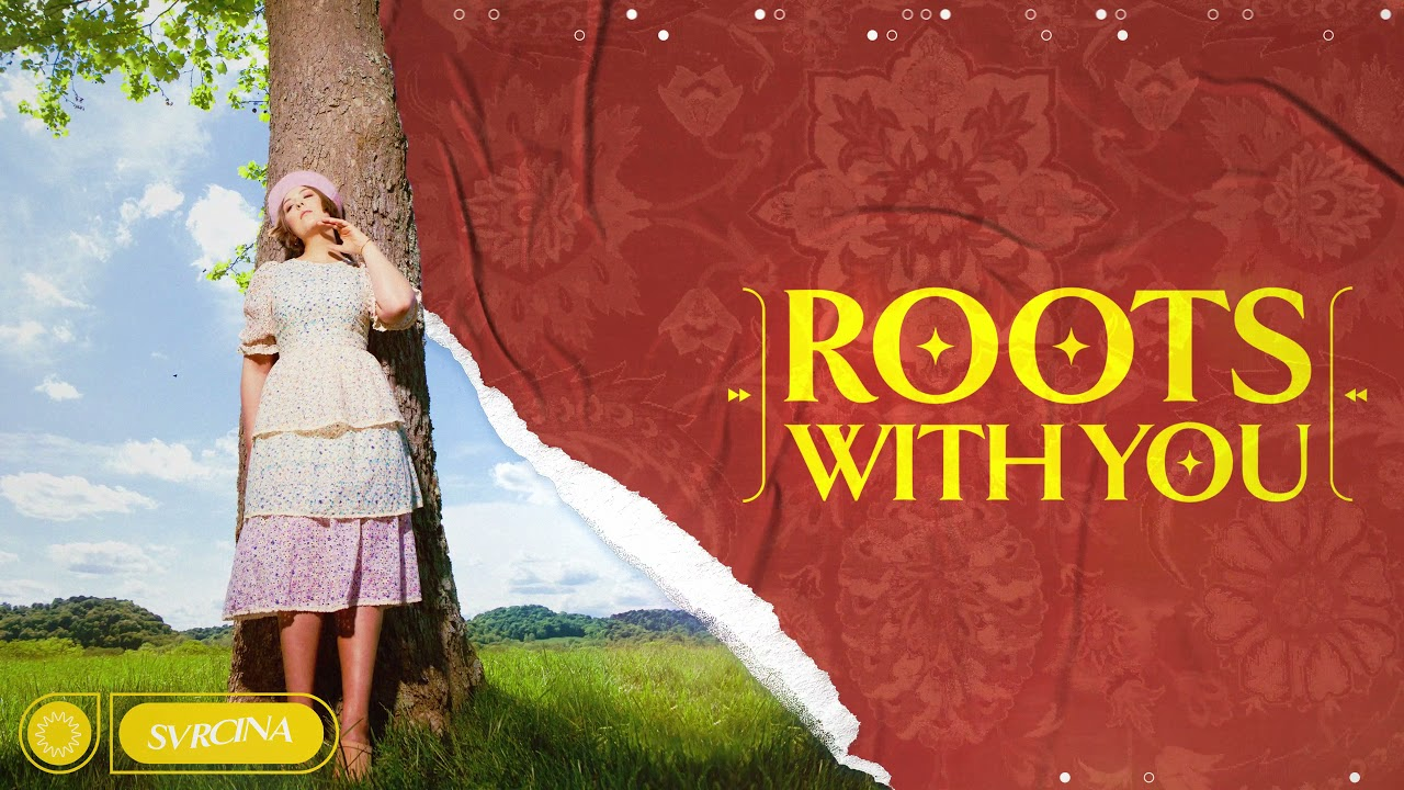 Download SVRCINA - Roots With You (Visualizer)