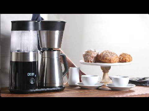 9f9b5929a Meet the OXO On Barista Brain 9-Cup Coffee Maker - YouTube