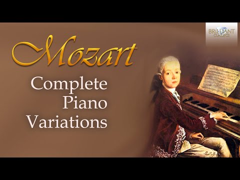 Mozart Complete Piano Variations