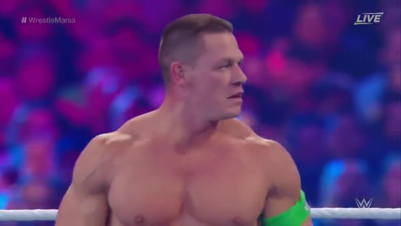 Download The Undertaker vs John Cena Wrestlemania 34 Highlights