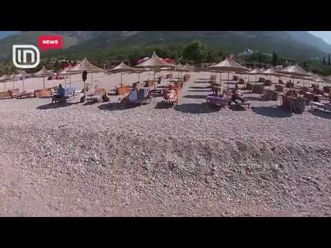Shqipëria turistike, italianët shkruajnë: Një kredhje në Shqipëri