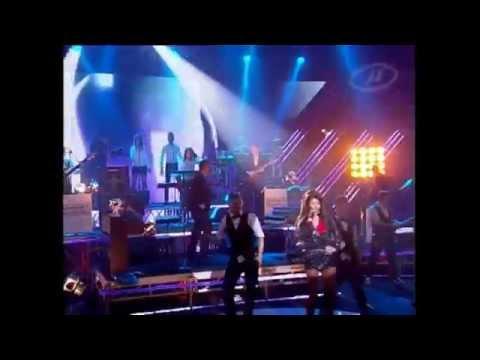 BIANKA feat. LIPNITSKY SHOW ORCHESTRA - С голубыми глазами, Ногами Руками, Мелодия, Музыка / (Live)