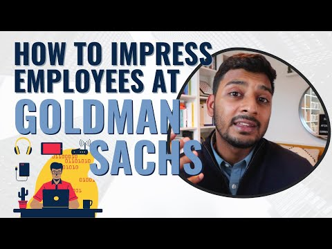 What Goldman Sachs Look For When Hiring