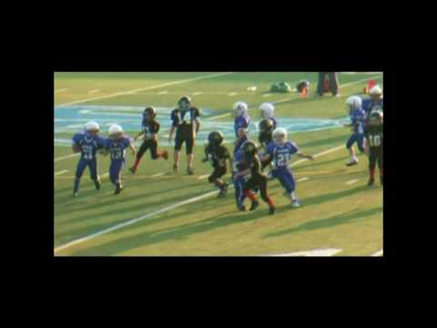 Youth Football 2nd Grade Defense