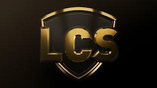 Week 5 Day 1 | LCS Spring Split (2019)