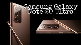 Galaxy Note20 Ultra official TVC: The power to work and play | Technology Upgrade