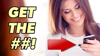 How To Get ANY Girl's Phone Number Totally NATURALLY: How To Ask Her Out To Get Her Number!