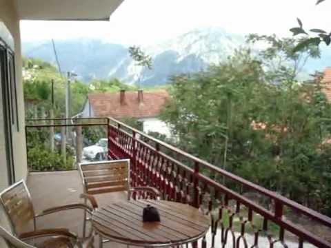 Villa Rosa - Morinj, Montenegro