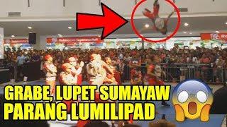 Ang Lupet sumayaw parang LUMILIPAD, Galing!