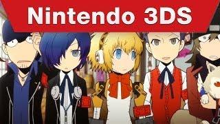 Nintendo 3DS - Persona Q E3 Trailer
