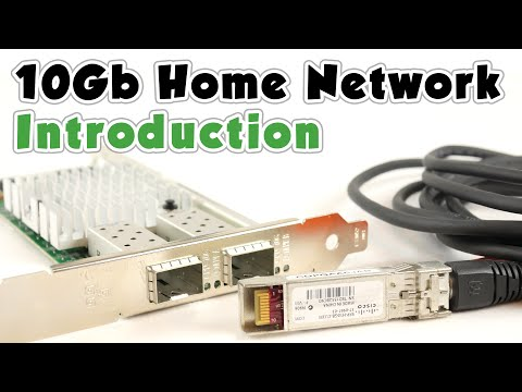10Gb Home Network (P1) - Introduction