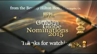 72nd Golden Globe Awards Nominations 2015