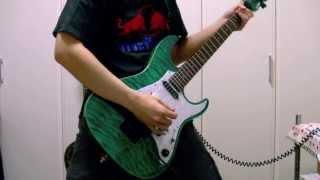 串田アキラ 宇宙刑事ギャバン(guitar cover)
