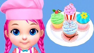 Learn Cooking - Cake Cooking Yummy Food Kids Apps