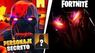 RUIN IS PHASE 5 OF THE PRISONER *SECRET CHARACTER IN FORTNITE* SEASON 8