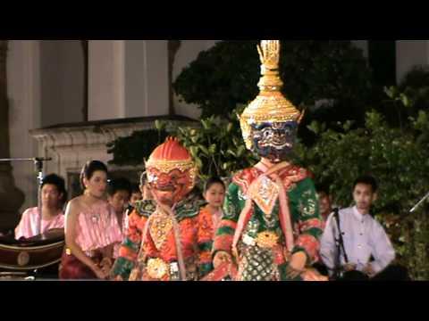 Thai Classical Dance by thai childrens (2011 Thanawarith Full Ver.).mp4