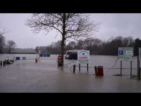 YALDING FLOODS 2014