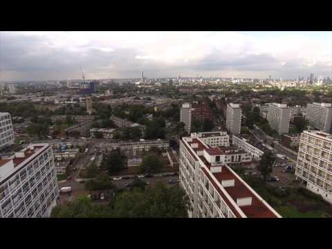 Loughborough Junction ( filmed in Doggy Park ) London