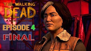 KADIN ADALET AYAĞINA RAHMETLİ OLDU! - The Walking Dead 3. Sezon Episode 4 Final
