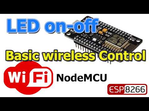 ESP32 Simple Web Server to control external LED by Andr oid Eric