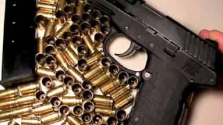 Kel-Tec PF-9:  Shooting Impressions