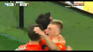 Динамо 0:2 Шахтер - Бернард (второй гол) 14.07.2015