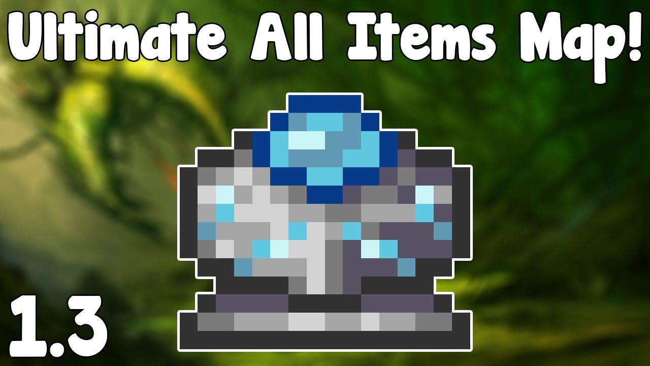 terraria how to get free items 1.3
