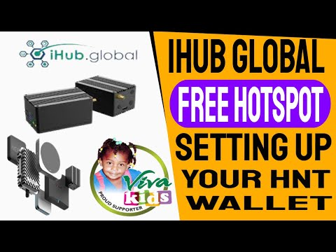 Ihub Global How To Setup Your Helium Wallet Review