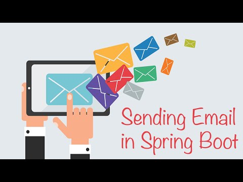 Sending Email In Spring Boot - YouTube