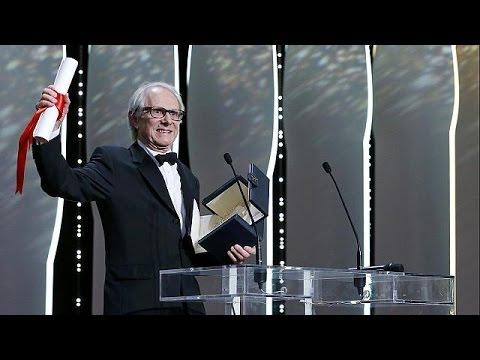 """Каннский кинофестиваль: фильм """"Я, Дэниэл Блейк"""" получил Золотую пальмовую ветвь"""