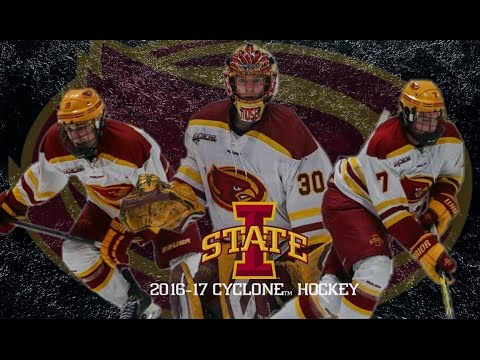 2016-17 Iowa State Cyclone Hockey Banquet Video - YouTube aa8e5704c73