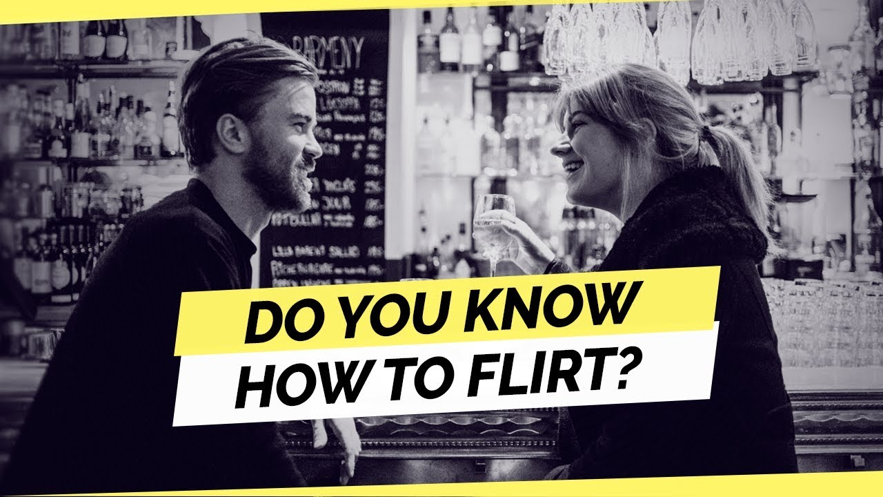 flirting moves that work body language youtube tutorial free for beginners