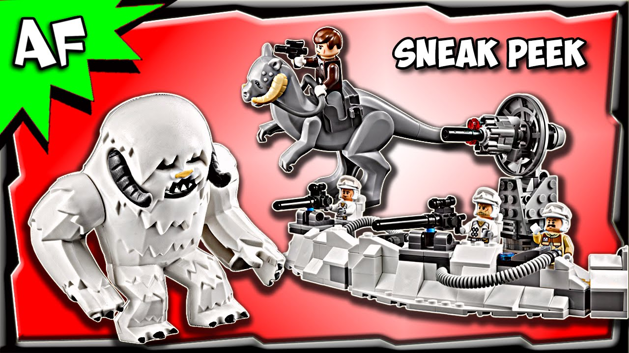 NEW LEGO Star Wars UCS Assault on Hoth 75098 LUKE SKYWALKER Minifigure Figure