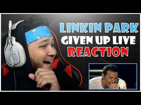 🎤 Hip-Hop Fan Reacts To Linkin Park - Given Up Live 🎸
