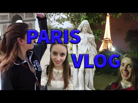 Paris Video: Group stages and pretty Paris monuments!