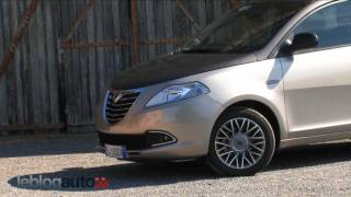 Test Lancia Ypsilon - Essai modèle 2011