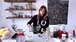 Deliciously Ella Date And Oat Snack Bars