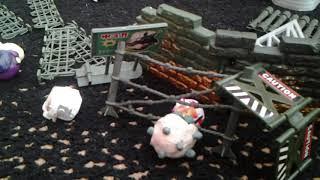 Angry Birds Apocalypse сезон 3: Начало вторжения
