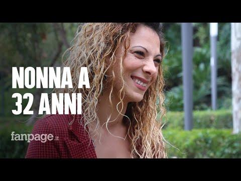 Catania, incredibile Ketty: 'Sono nonna a 32 anni, a 14 ero mamma: la famiglia è tutto'