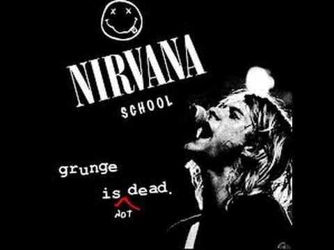 Nirvana - School (Subtítulos y lyrics)