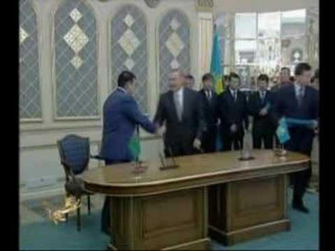 The border of Kazakhstan - part 2