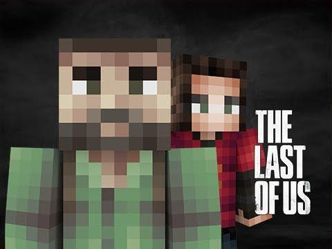 Minecraft Vs The Last Of Us Minecraft Machinima YouTube - Minecraft last of us map