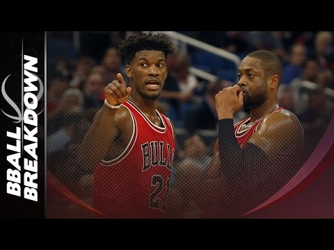 Why Bulls Stars Jimmy Butler And Dwyane Should Look In The Mirror